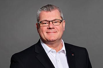 Leiter Unternehmenskommunikation Axel Weber