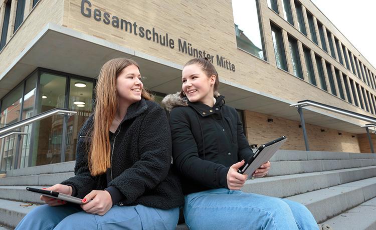 Smartcam Jule und Edith