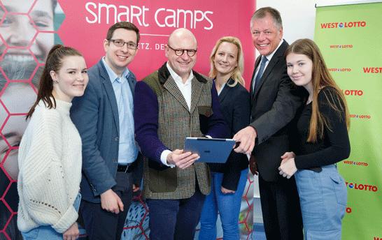 Smartcamp Münster
