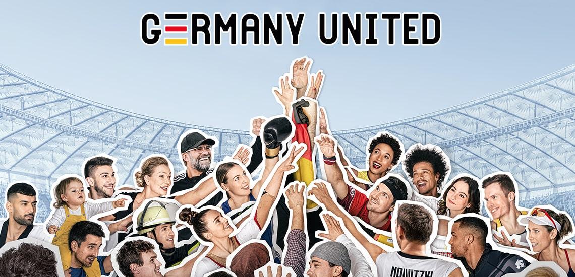 Kampagnenbild Germany United
