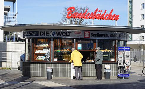 Bundesbüdchen Köln